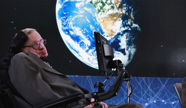 Πέθανε ο Βρετανός αστροφυσικός Στίβεν Χόκινγκ