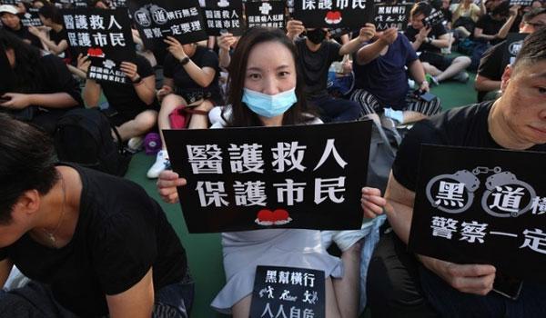 Χονγκ Κονγκ: Διεθνείς αντιδράσεις για την πολιτική κρίση