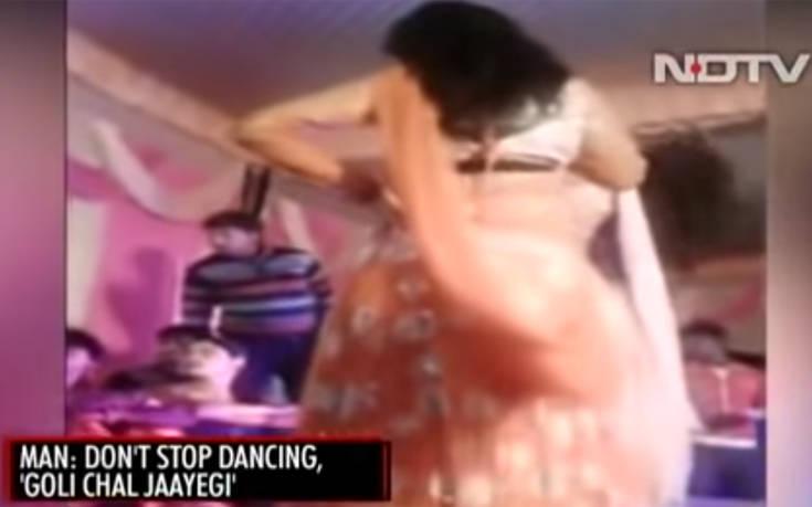 Βίντεο σοκ: Πυροβόλησαν χορεύτρια στο πρόσωπο επειδή σταμάτησε να χορεύει