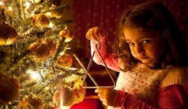 Καλά Χριστούγεννα! Αγάπη, φως και υγεία σε όλους
