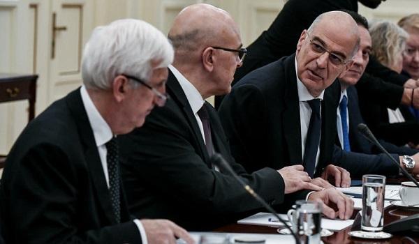 Ολοκληρώθηκε το Εθνικό Συμβούλιο Εξωτερικής Πολιτικής - Δένδιας: Η Ελλάδα έχει αυτοπεποίθηση