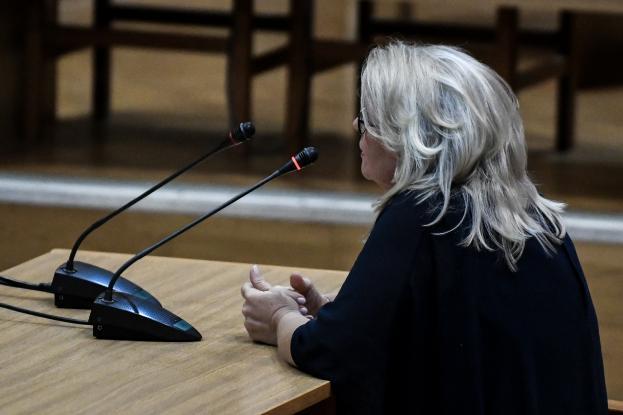 Αυτοεξευτελισμός Ζαρούλια κατά την απολογία της: «Ήμουν άπειρη, γι' αυτό είπα τους μετανάστες υπανθρώπους»